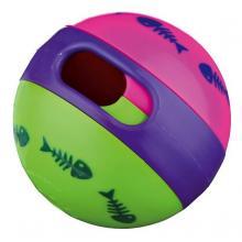 Мяч для лакомств для кошек 6см (41362)