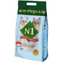 Силикагелевый наполнитель (Crystals), СИНИЙ 5л