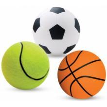 Набор мячиков для кошек и маленьких собак