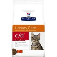 C/D для кошек Профилактика МКБ при стрессе (Urinary Stress)