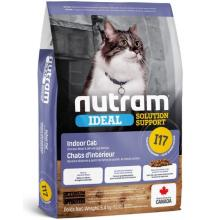 Сухой корм для привередливых домашних кошек I17 Nutram Ideal Solution Support