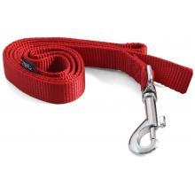 Поводок красный из нейлона, 1,5*120 см (HL09S)