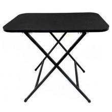 Стол для груминга ECO складной, прорезиненное покрытие, большой 105*60*h(66,5-82)см