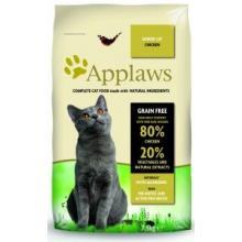 """Беззерновой для Пожилых кошек """"Курица/Овощи: 80/20"""" (Dry Cat  Senior)"""