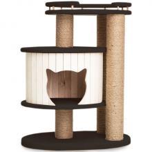 """Комплекс для кошек  """"Берг"""" темно-коричневый 65*45*85 см"""