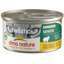 Консервы для пожилых кошек с курицей (Holistic Cat wet Senior - with Chicken)