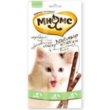 Лакомые палочки для кошек утка/кролик, 3 шт.по 5 гр