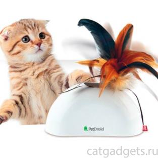 Электронная игрушка для кошек Pet Droid, Фезер Хайдер