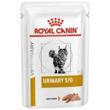Паштет для кошек при профилактике МКБ (Urinary S/O feline  loaf)