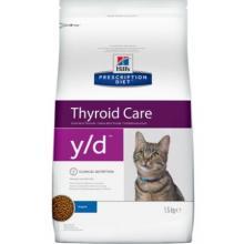 Y/D Для здоровья щитовидной железы у кошек (y/d Thyroid Care)